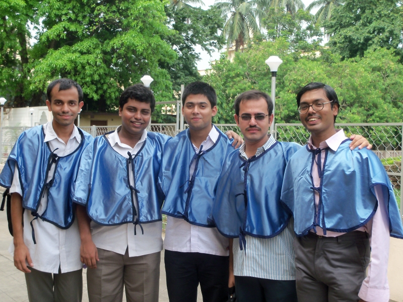 RKMVERI Convocation-2011 at Belur Main Campus
