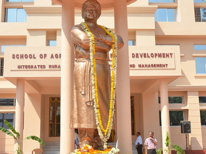 Inauguration of the New Academic Building of IRTDM, Ranchi – 2012