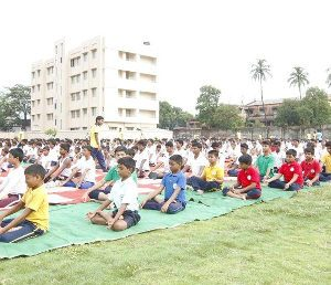 Outreach Programme in Yoga for Health & Wellbeing
