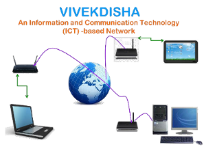 Vivekdisha – An ICT–based Network