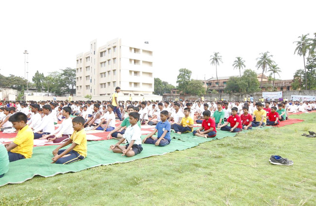 3rd International Yoga Day – 21 June 2017