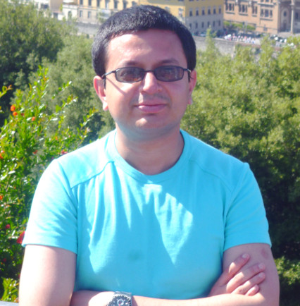 Ast. Prof. Shamik Gupta identified as an Emerging Talent by the Journal of Physics A – 2017